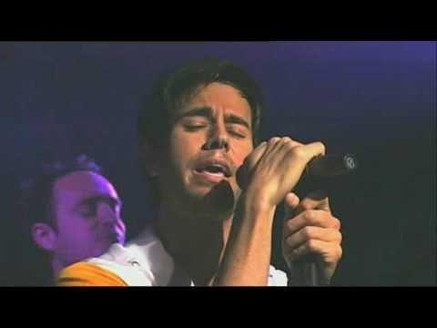 Enrique Iglesias - I Like It [LIVE on GMTV 2010]