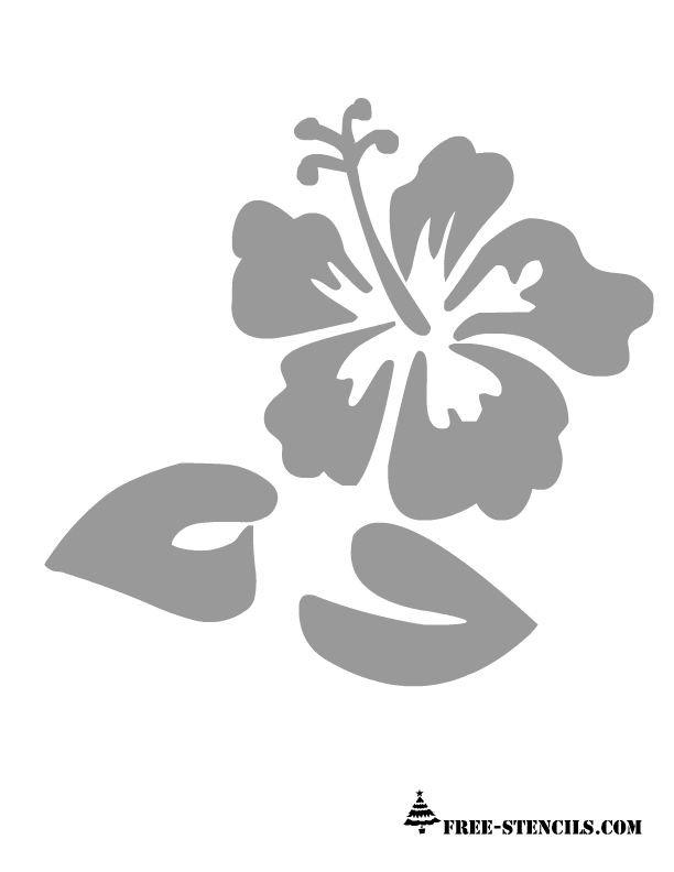 Free Printable Wall Stencils Of Flowers Face Painting Stencils Stencils Wall Free Stencils