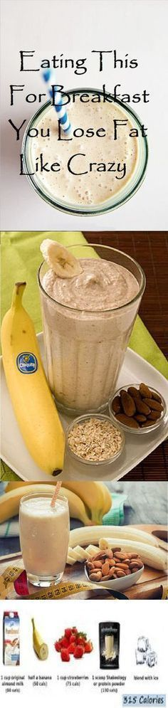 3 Tasty Smoothies That Will Burn Your Belly Fat Like Crazy