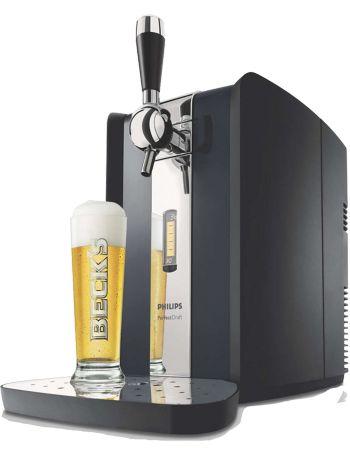 Perfectdraft HD 3620: Tireuse à bières pour fûts 6 L Perfectdraft très fiable et facile à utiliser compatible avec plus de 20 fûts différents disponibles dont Leffe, Jupiler, Beck's...