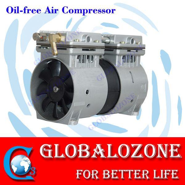 aquarium air pump/ oilless air compressor 103LPM @ 800Kpa
