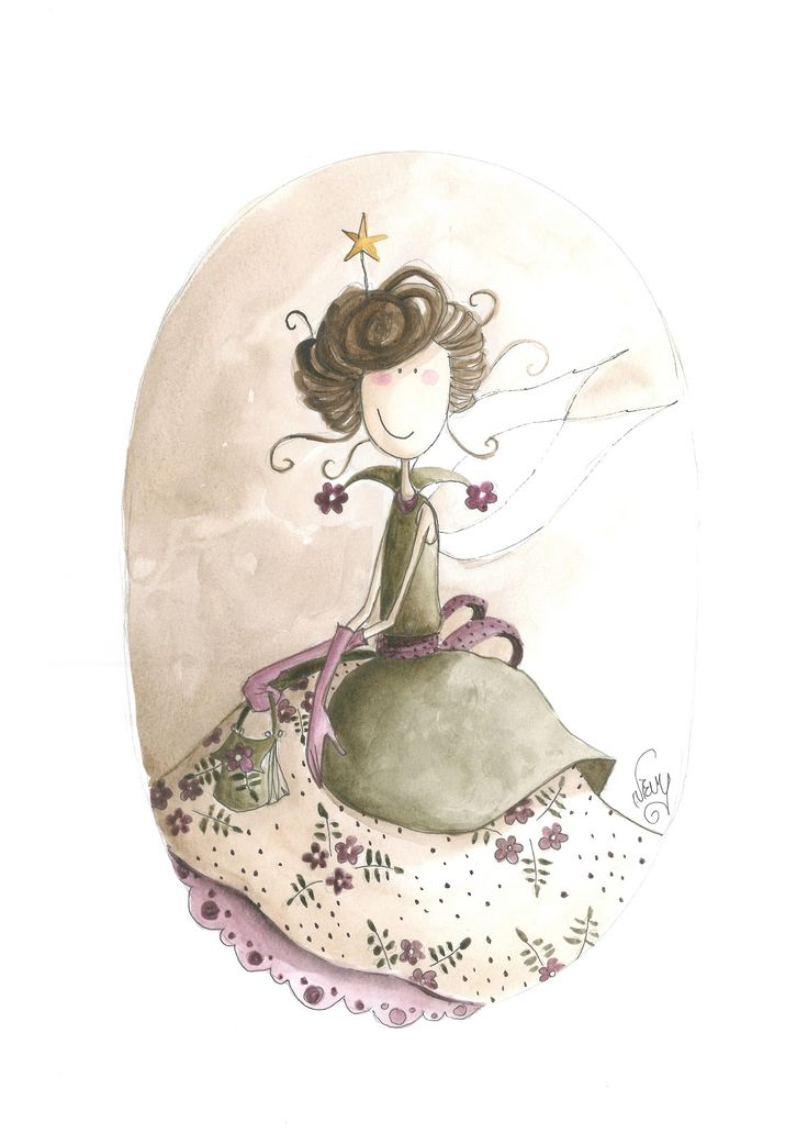 Ilustración de Nevy de El Altillo de los Duendes