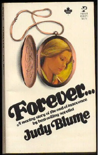 Forever... by Judy Blume - everyone in my 7th grade class read this one over and over. We learned a lot!