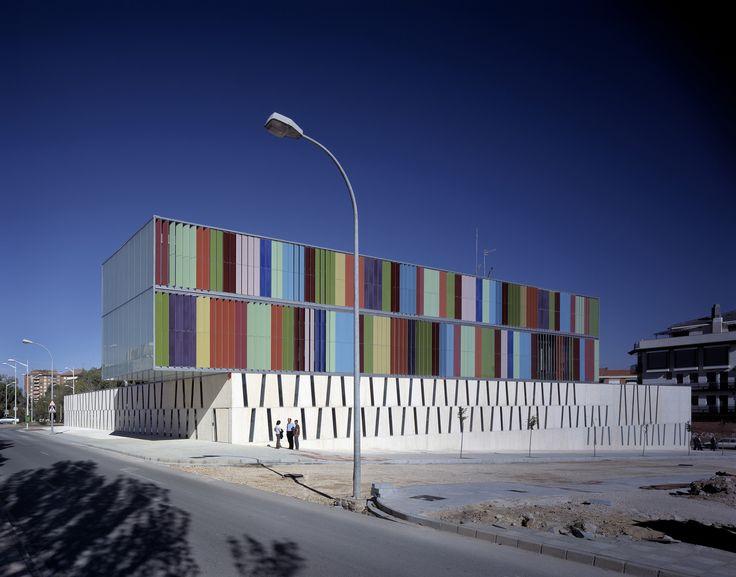 Comisar a provincial de albacete albacete spain matos - Arquitectos albacete ...