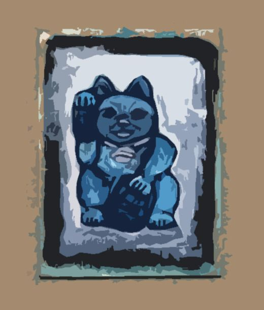 Maneki-neko is the also known as the lucky cat. Send a friend the bestower of abundance with this free ecard. May fortune follow you throughout all your days and even when you are not feeling it, ask Maneki to help you to change your perspective.