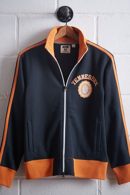 Tailgate Men's Tennessee Track Jacket