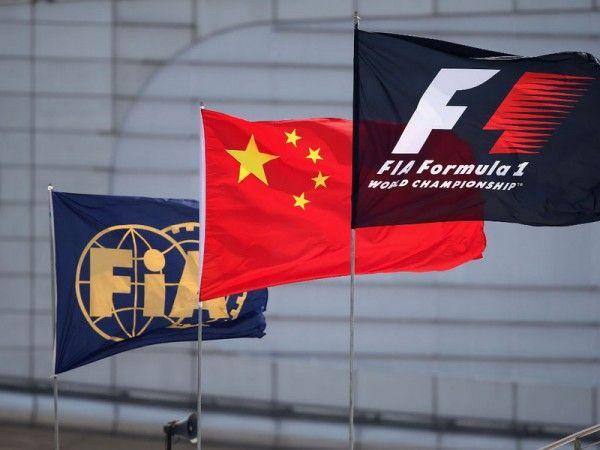 Formule 1 à Shanghai : météo incertaine en Chine
