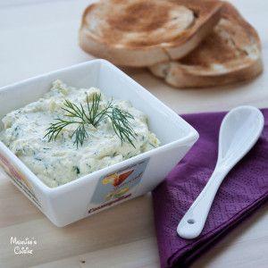 Crema de branza tofu/ Tofu spread - Madeline's Cuisine
