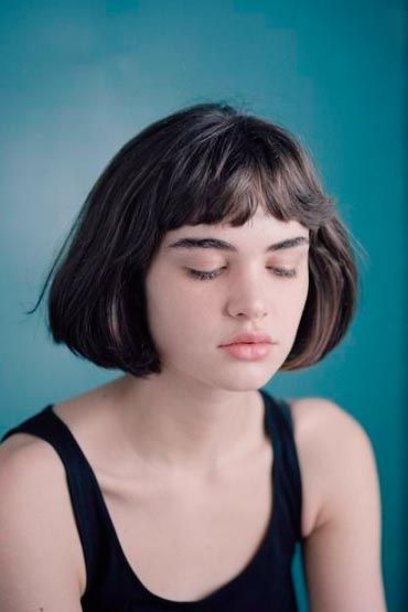 French Bobs Are The Tr 232 S Chic Hair Trend Of 2017 Hair