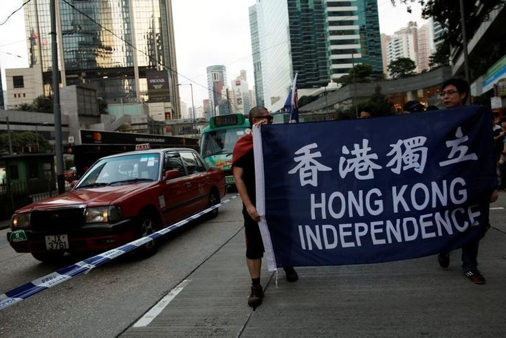 #world #news  Quoting Mao, China says Taiwan, HK independence supporters will fail 'like flies'