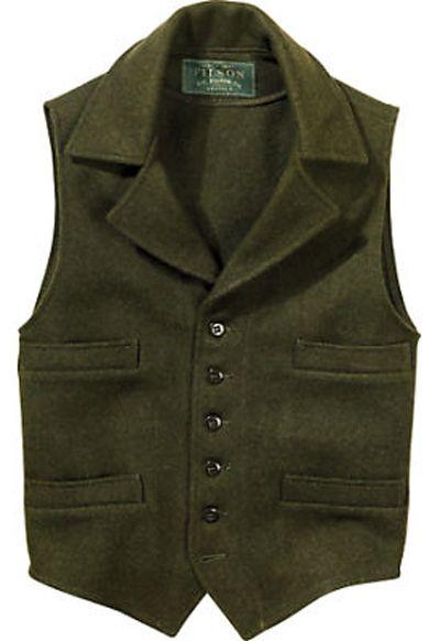 Jax Mercantile Co. - Filson Men's Western Wool Vest, $165.00 (http://www.jaxmercantile.com/products/filson-mens-western-wool-vest.html?gclid=Cj0KEQiAj8uyBRDawI3XhYqOy4gBEiQAl8BJbQI1tgLQ5QNeZYU8QRElPek0KsQaYw61_Ak5Y6Dy6s0aAgx28P8HAQ/)