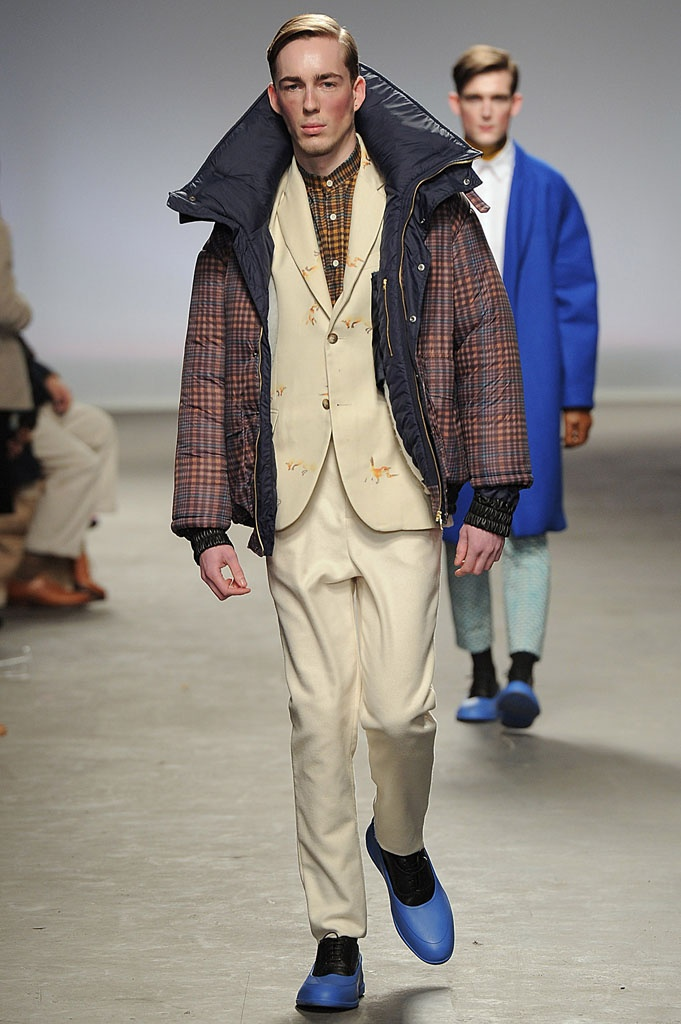 Agi & Sam AW13 #LondonCollections