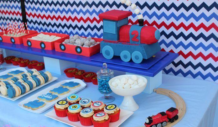 Erkek bebek 2 yaş doğum günü fikirleri