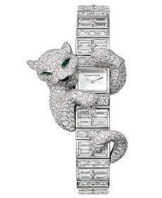 Τα γυναικεία Cartier ρολόγια χειρός είναι γνωστά για τον πολυτελή χαρακτήρα τους, τον θηλυκό σχεδιασμό τους και την άριστη ποιότητα κατασκευής και μηχανισμού τους.