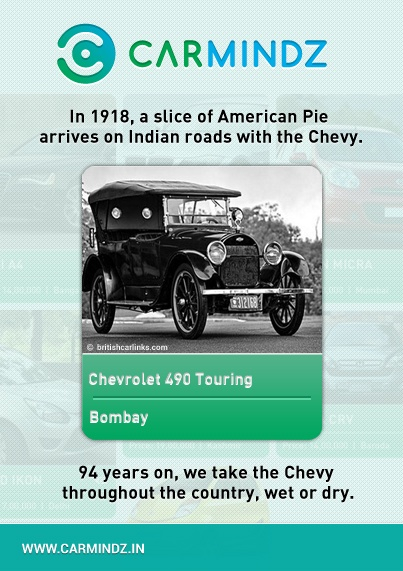 """Chevrolets have been immortalized in Don McLean's song """"American Pie"""", also redone by Madonna in 2001, with the lyrics:     """"Drove my Chevy to the levee but the levee was dry  Them good ole boys were drinking whiskey in Rye  Singin' this'll be the day that I die  This'll be the day that I die"""""""