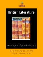 British Literature: A Full-Year High School Course $24.99 Books covered by these study guides:  Animal Farm, Dr.Jekyll and Mr. Hyde, The Hobbit, A Christmas Carol, British Poetry Selections, Old Possum's Book of Practical Cats, A Tale of Two Cities, HG Wells' The Invisible Man, and Sense and Sensibility.