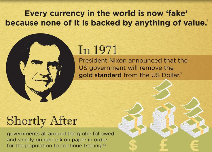 """Why You Should Exchange Your """"PAPER MONEY"""" to """"GOLD""""."""