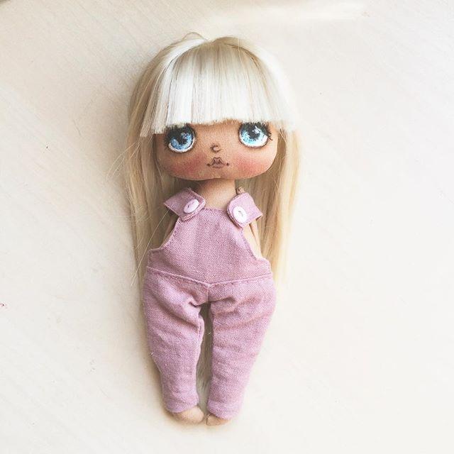 Доброе утро! ☀️☀️☀️ #куклаолли #олли #кукла #doll #artdoll