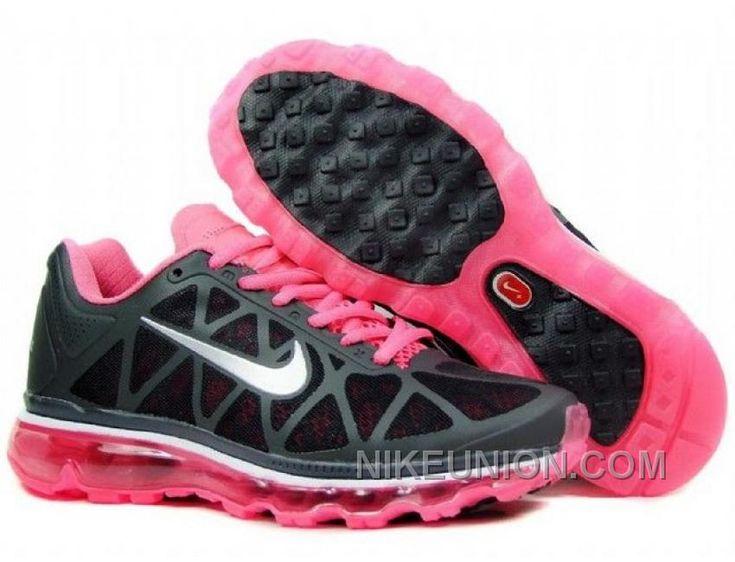 http://www.nikeunion.com/nike-air-max-2011-womens-black-grey-pink-authentic.html NIKE AIR MAX 2011 WOMENS BLACK GREY PINK AUTHENTIC Only $59.98 , Free Shipping!