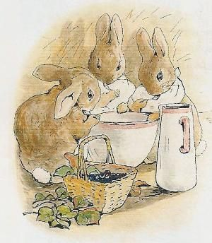 Soloillustratori: Beatrix Potter by jodie