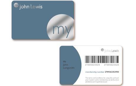 John Lewis rolls out loyalty scheme nationwide