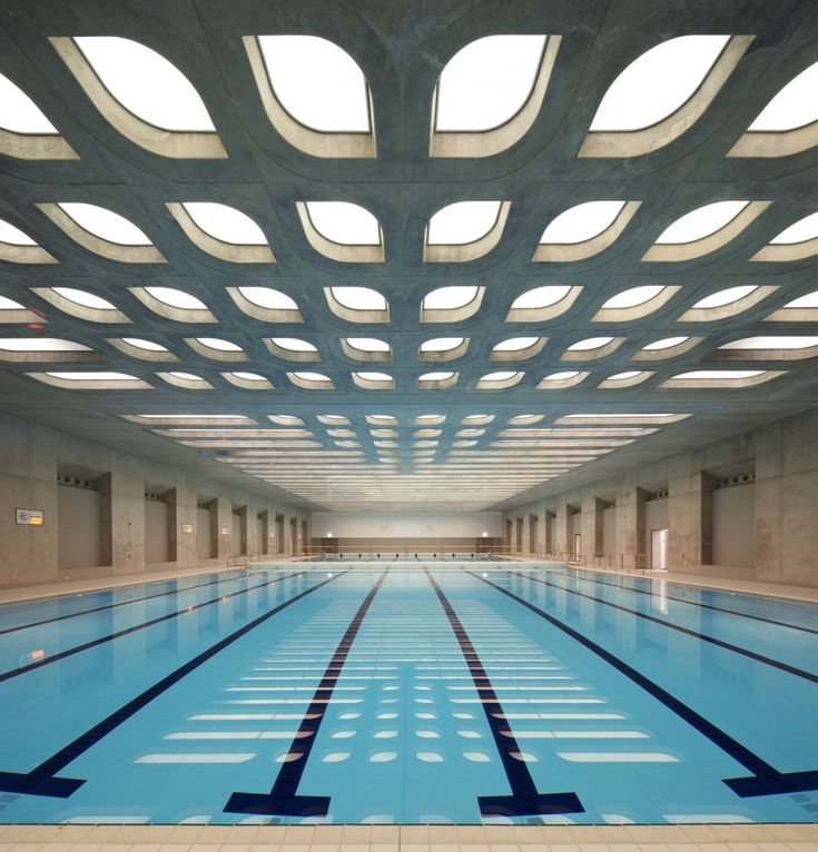 Centro Aquático dos Jogos Olímpicos e Londres 2012 - Zaha Hadid Architects    © Hufton + Crow