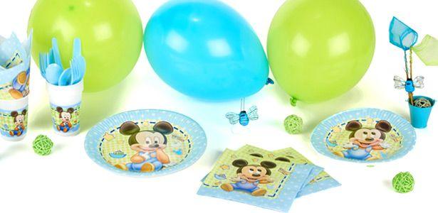Addobbi festa compleanno Baby Topolino™ per bambini