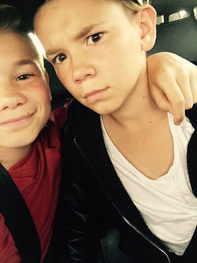 Cute martinus and marcus