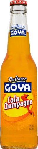 Goya Cola Champagne, 12 Oz (Case of 24)