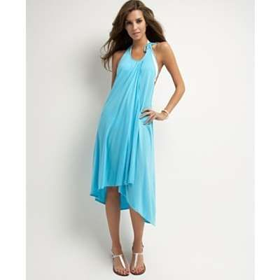 Baby Blue Beach Dress Sun Dresses Pinterest Blue