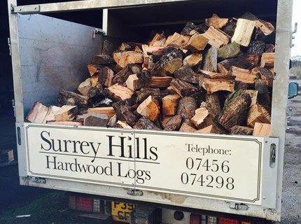 Hardwoods 1.2 Cubic Metre Loose Load