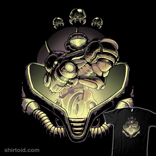 Metro Power Suit #gaming #metroid #rodrigogafa #samusaran #videogame