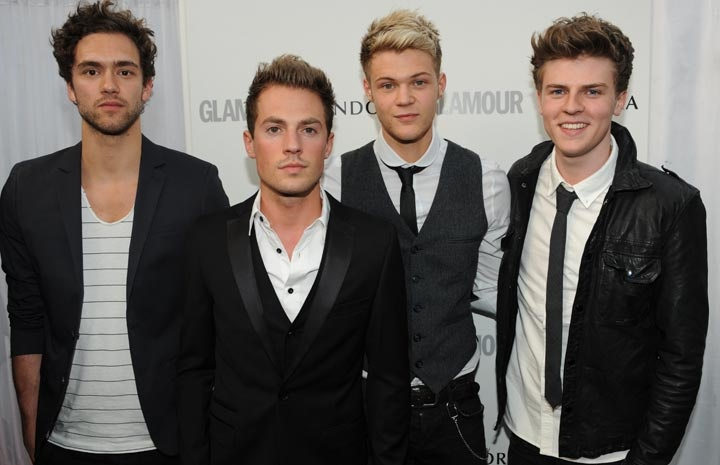 Lawson. My favourite band at the moment. :)