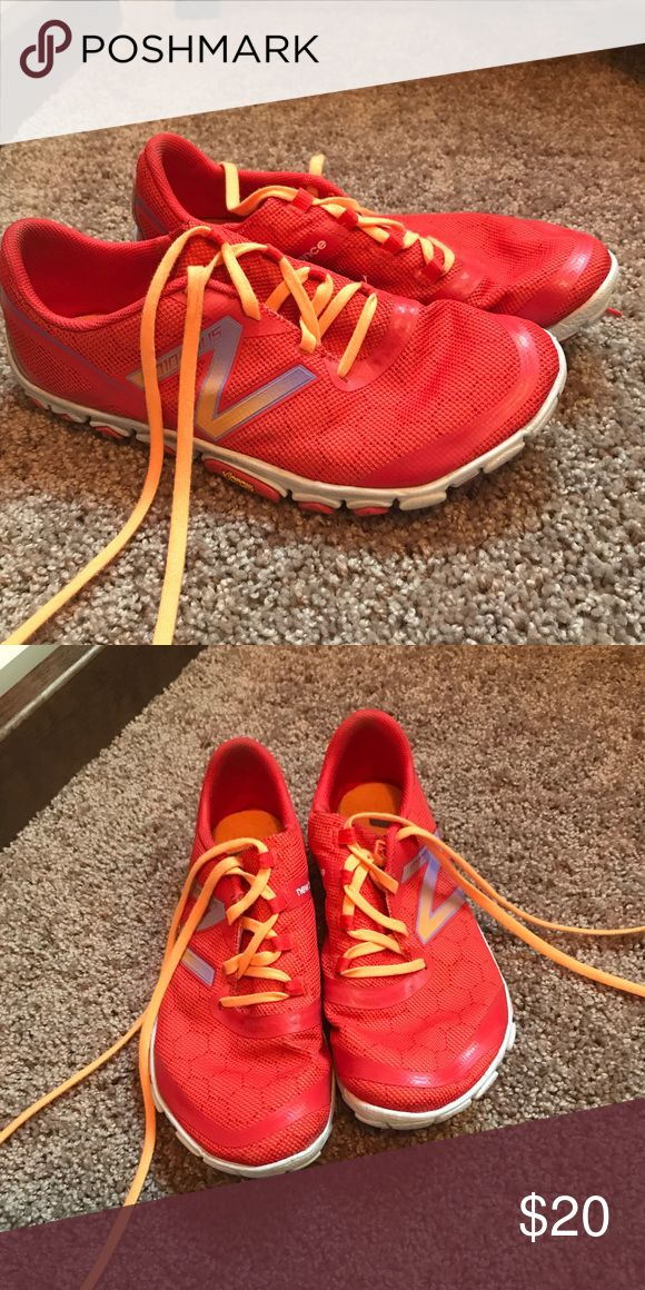 New balance minimus Crossfit sneaker shoes Only worn s couple times. Light and very comfortable. New Balance Shoes Sneakers