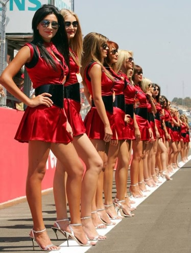 140 best images about Race Girls, Exotic Race Models,Super Brand ...