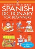 Beginner's Spanish Dictionary - http://www.kidsusbornebooks.com/spanish/beginners-spanish-dictionary/ - #Spanish