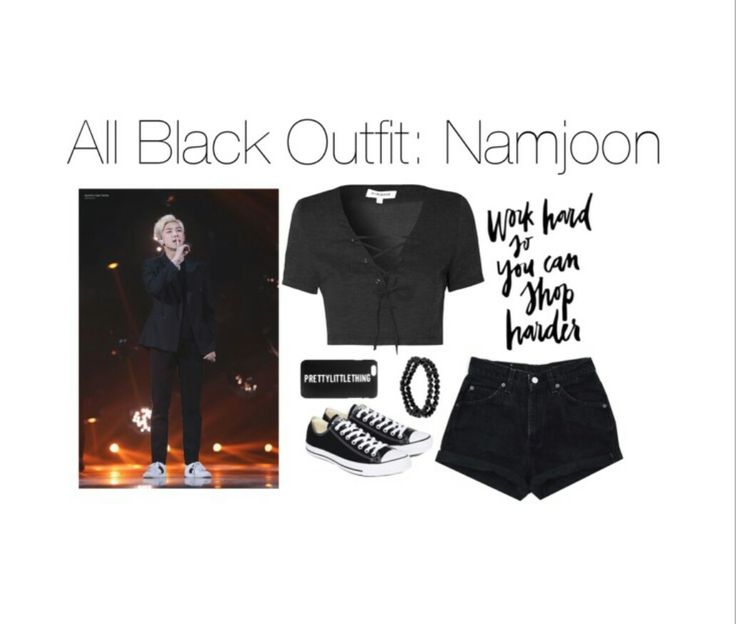 949 best images about Kpop inspired outfits on Pinterest | Rap monster Dance practice outfits ...