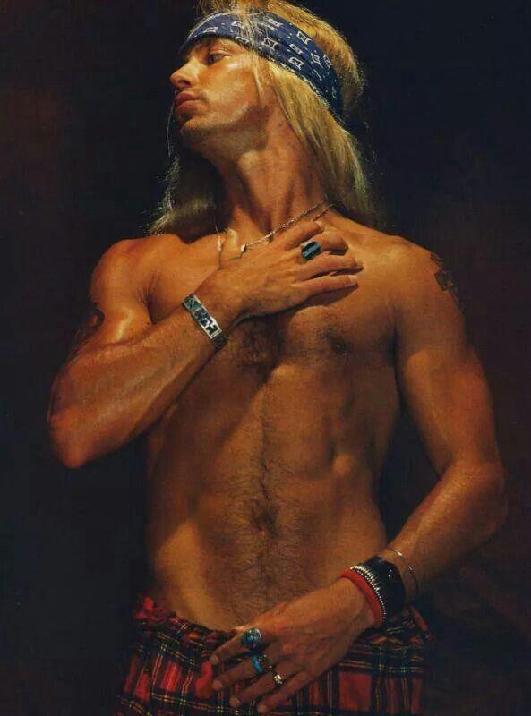Bret Michaels from Poison - Damn...