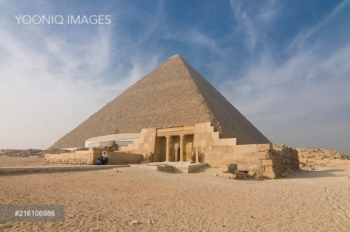 Yooniq images - Pyramids of Gizeh, Giza, Egypt, Africa