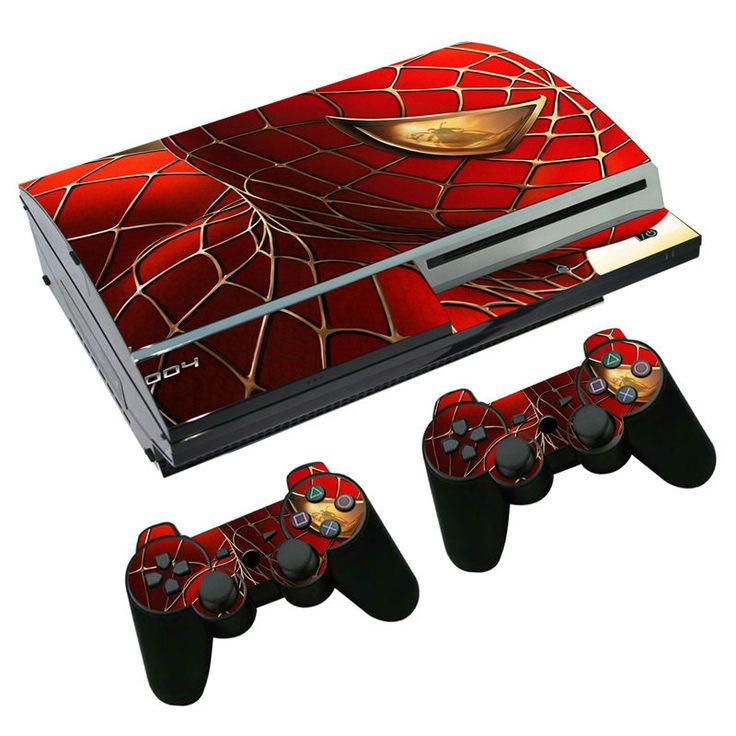 >> Click to Buy << Colorskin Cool Spiderman Skin Sticker Protector for PS3 Original fat for PlayStation 3 skins Stickers #Affiliate