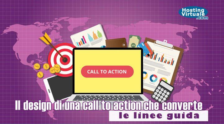 Per creare una call to action efficace servono buone attività di copywriting e di design in modo da spingere l'utente a compiere un'azione precisa e mirata.