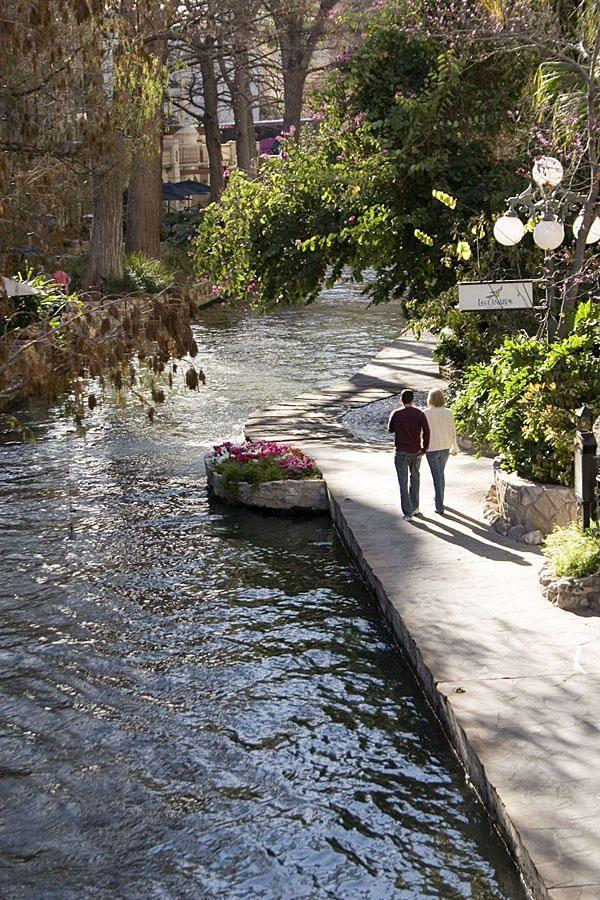San Antonio Riverwalk, Texas by Kkmd