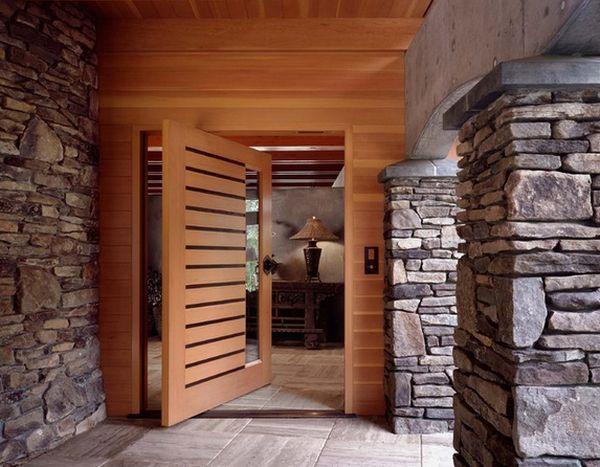 15 best Pivot door images on Pinterest Pivot doors Architecture