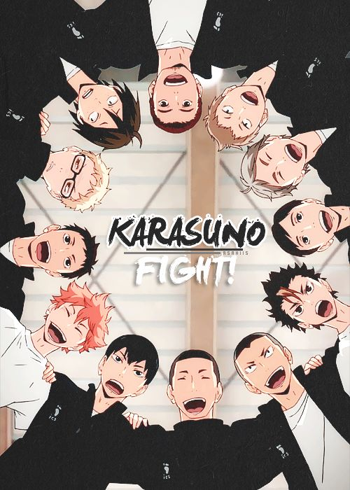 Before watching this I didn't even like volleybal that much, BUT THIS ANIME IS SO GOOOD. THE FEELS - after watching a video of Jongup saying he recently watched Haikyuu!! I started to watch it, so I blame/thank Jongup for lovingg this anime :) || Haikyuu!!