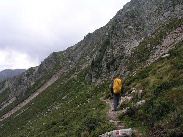E5 Oberstdorf - Meran: Die Klassische Alpenüberquerung