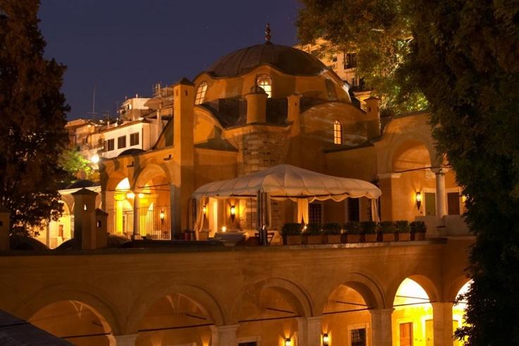 Imaret Hotel, Kavala, Greece