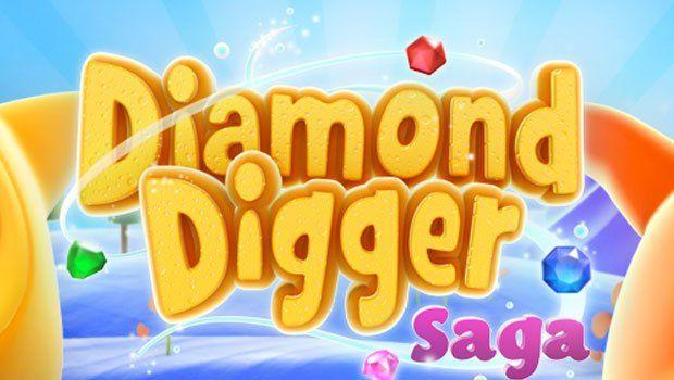 Diamond Digger Saga Hack