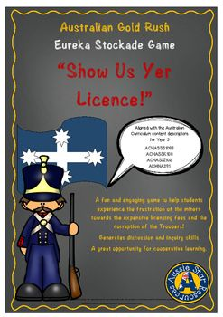 A fun and engaging game for students in Year 5. This product links to the Australian Curriculum for Year 5.