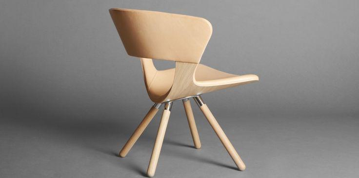 mundo lounge chair // susanne gronlund