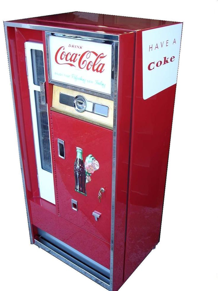 Who Buys Old Coke Machines